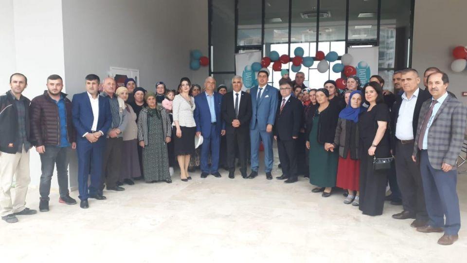 DATÜB Türkiye Honaz Temsilciliği Ofisi Açıldı